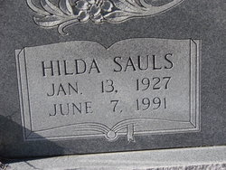 Hilda <i>Sauls</i> Deal