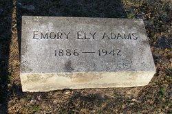 Emory Ely Adams