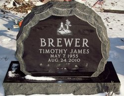 Timothy James Brewer