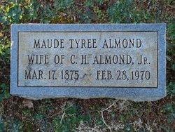 Maude <i>Tyree</i> Almond
