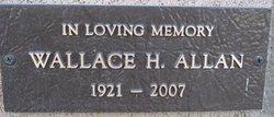 Wallace H Allan