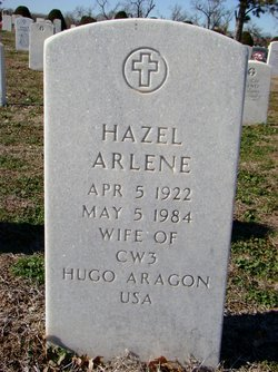 Hazel Arlene Aragon