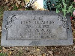 John D J.D. Auger