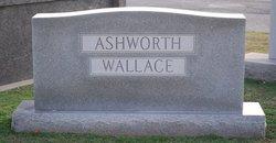Fred Olif Ashworth