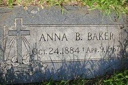 Anna B <i>Klima</i> Baker