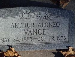 Arthur Alonzo Vance