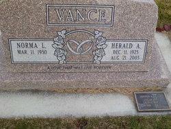 Norma L Vance