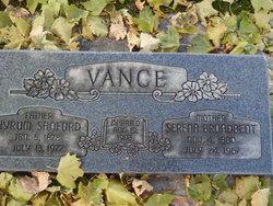 Hyrum Sanford Vance
