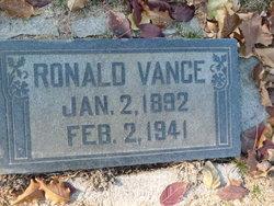 Ronald Vance