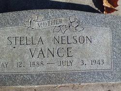 Stella <i>Nelson</i> Vance