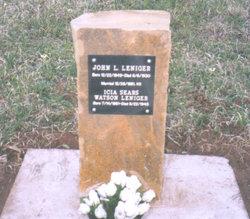 John James Leniger