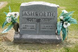 Sarah Alice <i>Jackson</i> Ashworth