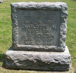 Charlotte M. Benedum