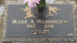 Mark A Washington