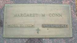 Margaret Marie <i>Kuehner</i> Conn