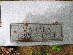 Mahala <i>Mashburn</i> Barnett