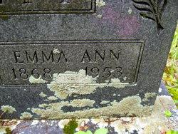Emma Ann <i>Gouge</i> Barnett