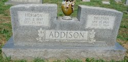 Delphia Annabell <i>Allen</i> Addison