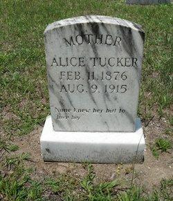 Alice Tucker
