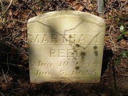 Martha I. <i>Reed</i> Kemp