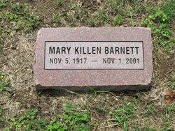 Mary <i>Killen</i> Barnett