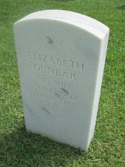 Elizabeth <i>Dunbar</i> Allen