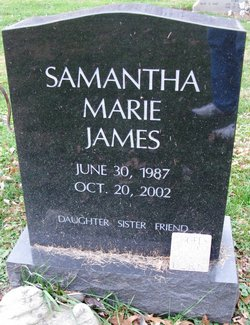 Samantha Marie James