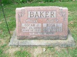 Rosa Lee <i>Owens</i> Baker