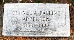 Cornelia Paulene Apperson
