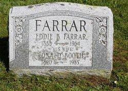 Edna D <i>Booth</i> Farrar