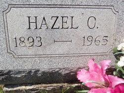 Hazel O <i>Gulnac</i> Cronk