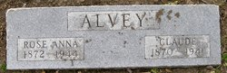 Claude Raymond Alvey