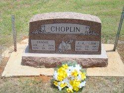 Frances Mae <i>Higgins</i> Choplin