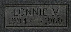 Lonnie Myrtle <i>Jones</i> Stull