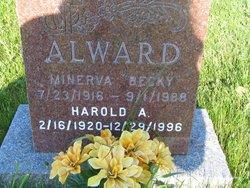 Minerva Beckey Alward