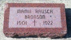Mamie <i>Rausch</i> Bronson