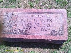 Ruth G Allen