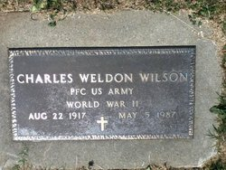 Charles Weldon Doney Rufas Wilson