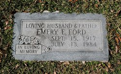 Emery E Ford