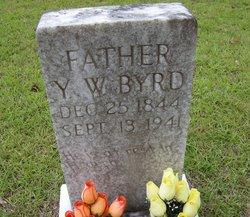 Young Washington Byrd