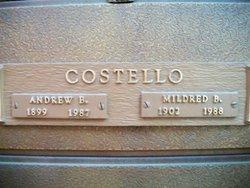 Mildred Berdine <i>Thompson</i> Costello