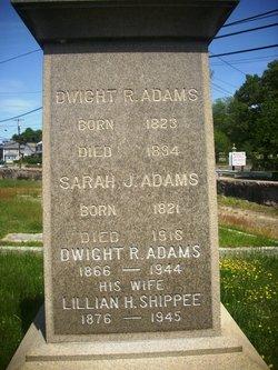 Dwight R Adams