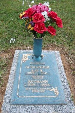 Ray E. Alexander, Jr