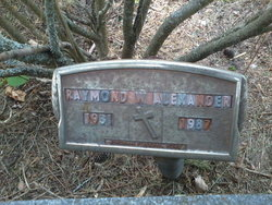 Raymond Bud Alexander