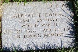 Albert Thomas Ewing