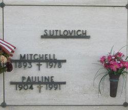 Pauline <i>Begovich</i> Sutlovich