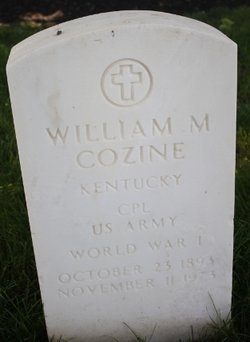 William M Cozine