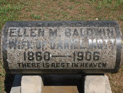 Ellen May <i>Baldwin</i> Mott