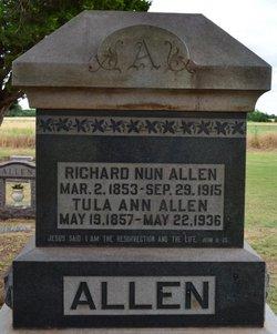 Richard Nun Allen