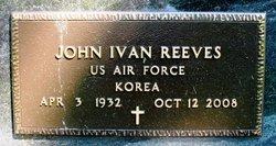 John Ivan Reeves